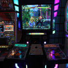 Adult Fighting 55 LCD Arcade Video Game Machine High Performance 1 Year Warranty